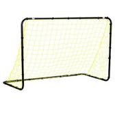 Back Steel Soccer Goal Image 1