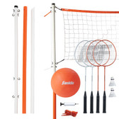 Franklin Sports Badminton and Volleyball Set Image 1