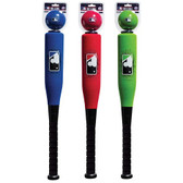 MLB 24in Oversized Foam Bat and Bell