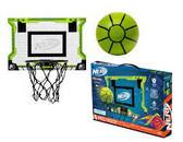 NERF Mini Basketball Hoop and Ball Set