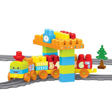 DOLU 58pc Train Set