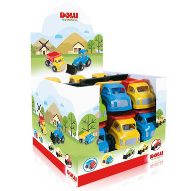 DOLU Jumbo Construction Trucks Display Box