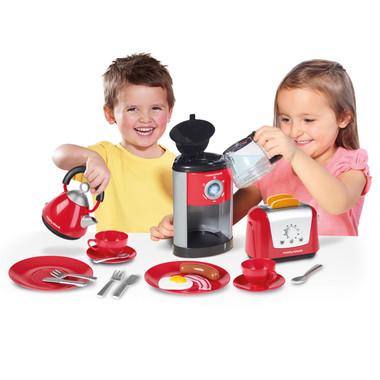 Casdon Morphy Richards Toy Kitchen Set Lifestyle Image 1