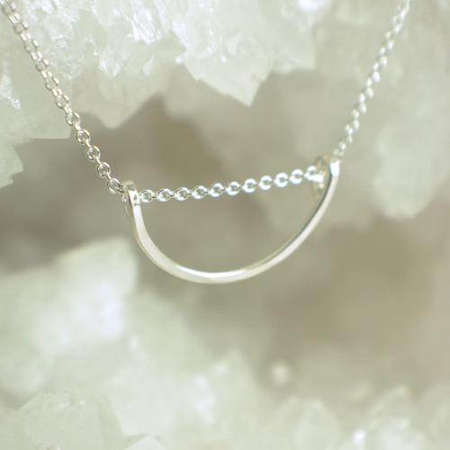 Half-Moon - Silver