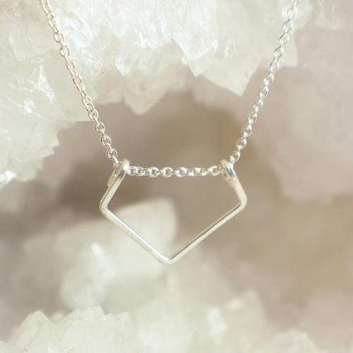 Hexagon - Silver