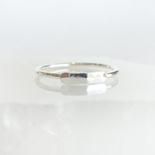 Flat Bar - Silver