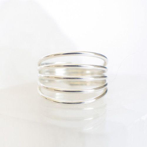 Quintuple - Silver