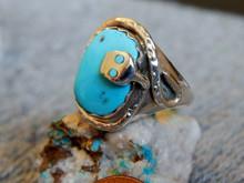 SDavidJewelry.com Effie Calavaza Sleeping Beauty Turquoise