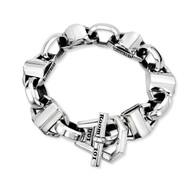 Octa Anchor Bracelet