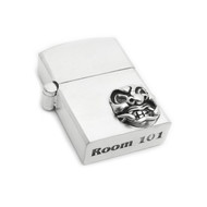 FU Sterling Silver Lighter