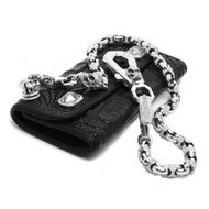 Pave Diamond Wallet Chain