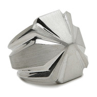 Sterling Silver Abloom Ring