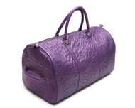 Ostrich Duffle Purple