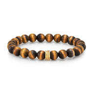 Room101 Tiger's Eye Bead Bracelet