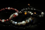 Bead Bracelets set of 3