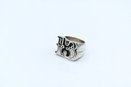 Sterling Silver 13 Ring /size 12.25