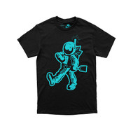 OUT OF STOCK - Johnny Tobacconaut Tee Black