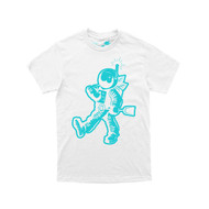 OUT OF STOCK - Johnny Tobacconaut Tee White