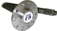 "Yukon 1541H alloy left hand rear axle for GM 7.5"" Astro Van with 28 splines."