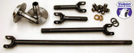 Yukon 4340 Chrome-Moly Birfield eliminator axle kit '79-'85 Toyota pick-up and 4Runner
