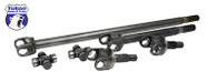 "Yukon front 4340 Chrome-Moly axle kit for '79-'87 GM 8.5"" 1/2 ton truck and Blazer with 30 splines."