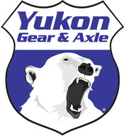 "Yukon 4340 Chrome-Moly blank axle for Dana 60, 42"" long"