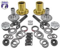 "Spin Free Locking Hub Conversion Kit for Dana 30 & Dana 44 TJ, XJ, YJ, 30 Spline, 5 x 5.5"" Pattern"