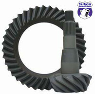 "High performance Yukon ring & pinion gear set for Chrysler 8.0"" in a 4.56 ratio."