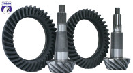 "High performance Yukon Ring & Pinion gear set for Chrysler 8.75"" with 42 housing in a 3.55 ratio"