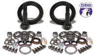 Yukon Gear & Install Kit package for Jeep TJ Rubicon, 5.13 ratio.