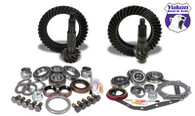 Yukon Gear & Install Kit package for Standard Rotation Dana 60 & '88 & down GM 14T, 4.56 ratio.