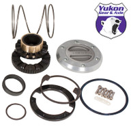 Yukon Hardcore Locking Hub for Dana 60, 35 spline. '79-'91 GM, '78-'97 Ford, '79-'93 Dodge, 1 side