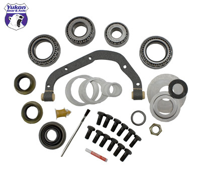 "Yukon Master Overhaul kit for Chrysler 8.75"" #42 housing with 25520/90 differential bearings"