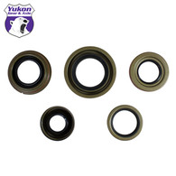Full time inner wheel replacement seal for Dana 44 Dodge 4WD front.