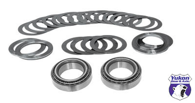 Carrier installation kit for Dana 60 differential.