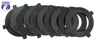 Replacement clutch set for Dana 44 Powr Lok, smooth