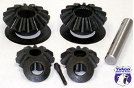 Yukon replacement standard open spider gear kit for Dana 44, non-Rubicon JK with 30 spline axles.