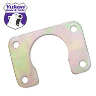 """Axle bearing retainer for Ford 9"""", small bearing, 3/8"""" bolt holes"""