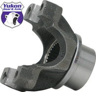 "Yukon serrated pinion yoke for 9.25"" AAM front, Dodge truck."
