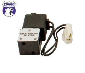 Zip Locker soleniod valve.