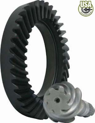 USA Standard Ring & Pinion gear set for Toyota V6 in a 4.56 ratio, 29 spline pinion