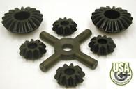 """USA Standard Gear standard spider gear set for GM 10.5"""" 14 bolt truck"""