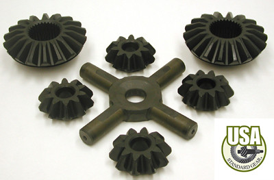 "USA Standard Gear standard spider gear set for GM 10.5"" 14 bolt truck"