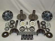 Hub Conversion Kits - Dodge Hub Kits - EMS Offroad