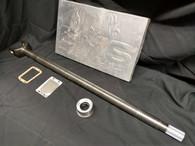 EMS Offroad CAD axle delete kit for '00-'02 Dodge Dana 60 front, 32 spline