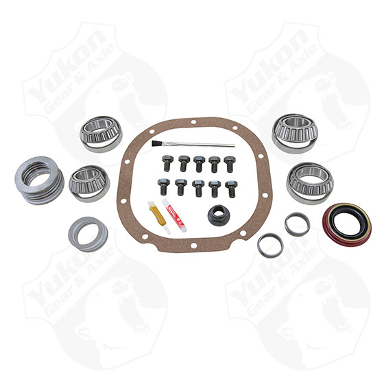 YK D30-SUP-FORD Yukon Gear /& Axle Master Overhaul Kit for Ford DanaSuper 30 Front Differential