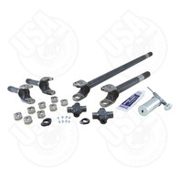 USA Standard 4340 Chromoly axle kit for Jeep JK non-Rubicon Dana 30 front, w/1350 (7166) joints