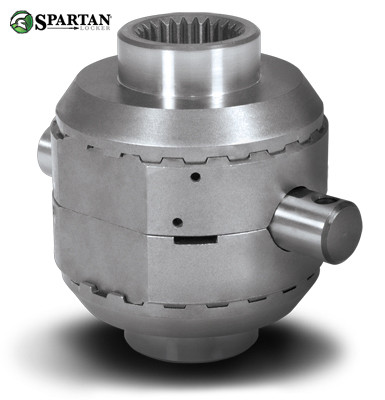 Spartan Locker for Dana 60 differential with 35 spline axles, includes heavy-duty cross pin shaft