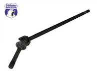 """Yukon left hand front axle assembly for '03-'08 Chrysler 9.25"""" front"""