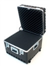 """Platt 202014AH Heavy Duty Polyethylene ATA Case w/Recessed Hardware, Telescopic Wheels and Handle with Built-In TSA Lock"" (platt_202014AH)"